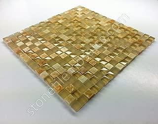 Best onyx glass mosaic Reviews