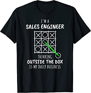 Funny Sales Engineer T-Shirt