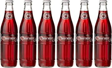 product image for Cheerwine Cherry Soft Drink Soda, 12 Fl Oz Glass Bottle (Pack of 6, Total of 72 Fl Oz)