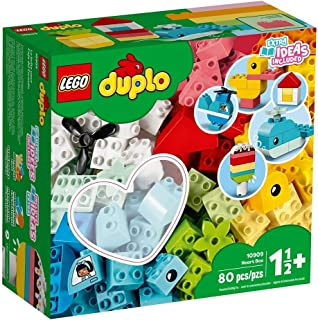 LEGO DUPLO Classic Heart Box for age 1.5+ years old 10909