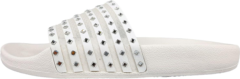 Skechers Women's Pop Ups-Sheer Me Out Slide Sandal