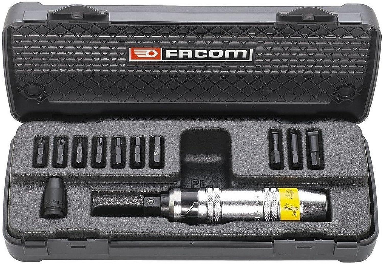 FACOM NJ.261M 3 8  Impact-Schlagschr. -Sortiment 12tlangim Kasten, 1 Stück B00B1C0RH2 | Lebensecht