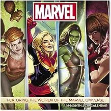 2020 Marvel Women of Marvel Wall Calendar (DDD6702820)