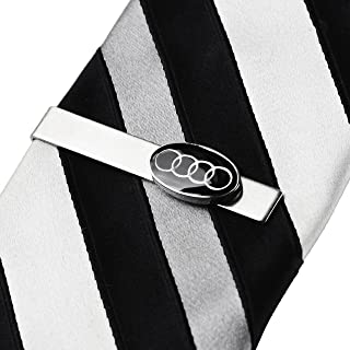 Quality Handcrafts Guaranteed Audi Tie Clip