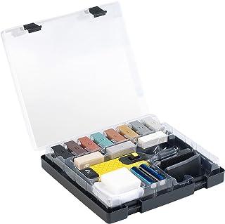 Kit de réparation pour carrelage AGT : kit de réparation WRS-11.fks pour carrelages, carrelages et grès (kit de réparation...