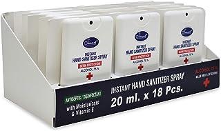 Smart Instant Hand Sanitizer Spray Germ Protection 20ML X 18Pcs