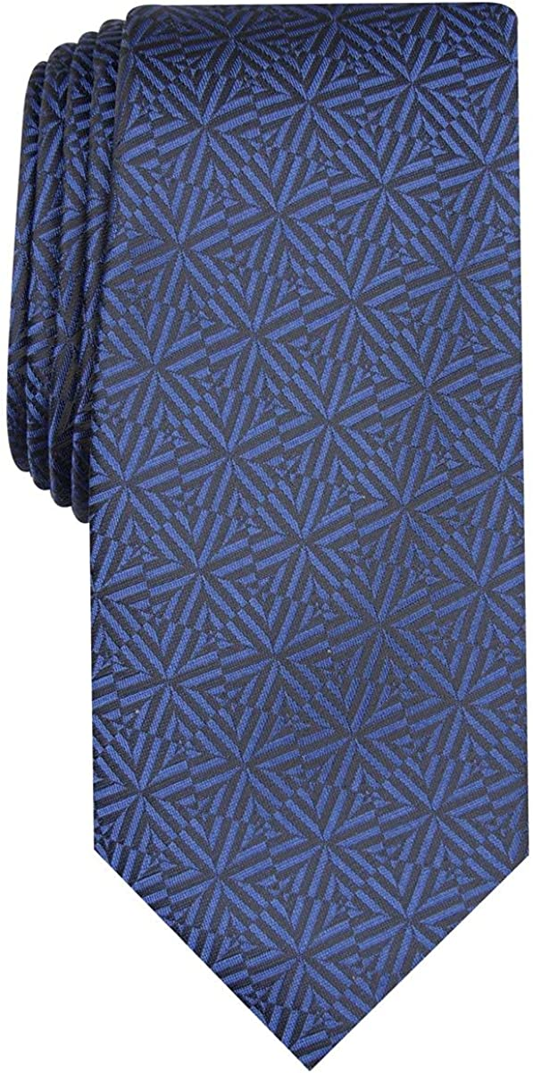 Alfani Mens Hoover Silk Blend Professional Neck Tie