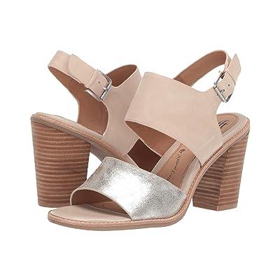 Sofft Pierz (Parchment/Platino Maverick/Nuvola Metallic) High Heels