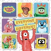 Everyone Is Different (Yo Gabba Gabba!)