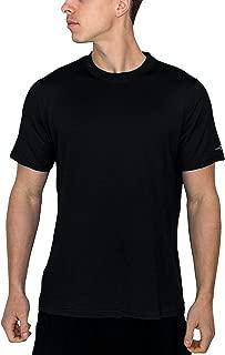 Woolx Men's Outback,  Short Sleeve,  Breathable,  Moisture Wicking Merino Wool T-Shirt