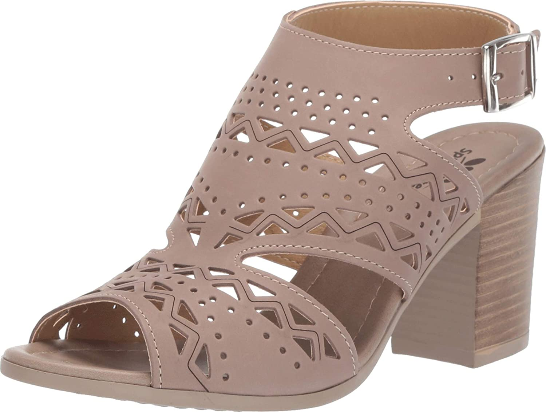 Spring Step Women's Rosemarie Heeled Sandal