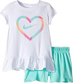 9b4854410 10. Nike Kids. Heart Short Sleeve Tee ...