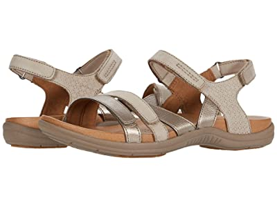 Cobb Hill Rubey Instep Strap (Taupe) Women