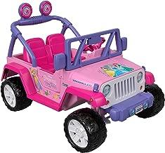 Power Wheels Disney Princess Jeep Wrangler