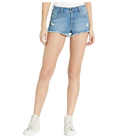 Volcom Stoney Stretch Shorts (Blue Relic) Women