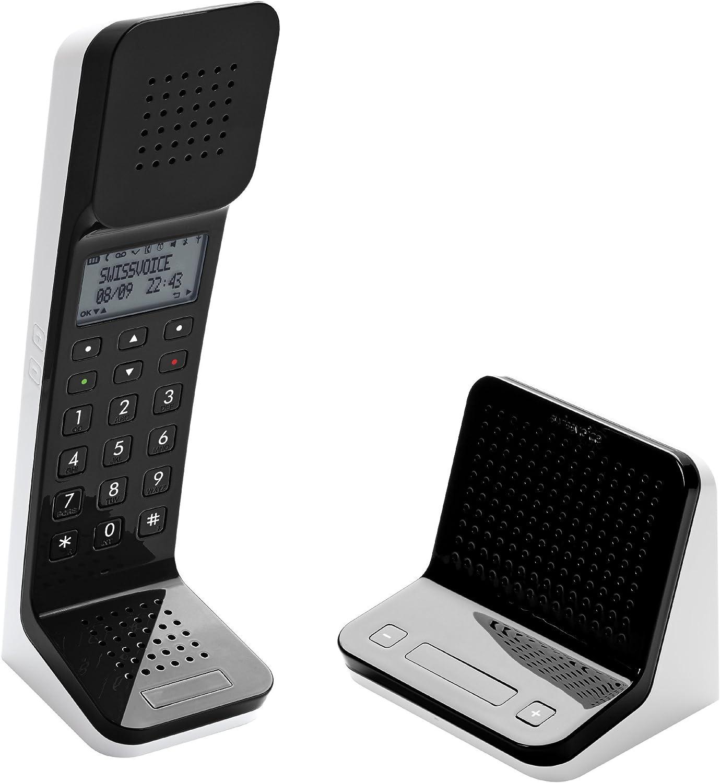 Swissvoice L7 Schnurloses Dect Telefon Schwarz Elektronik