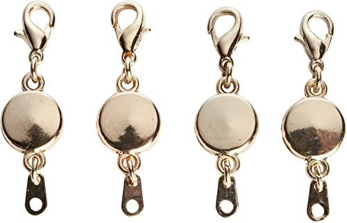 discount Miles discount Kimball Locking Magnetic new arrival Jewelry Clasps - Set Of 4 online