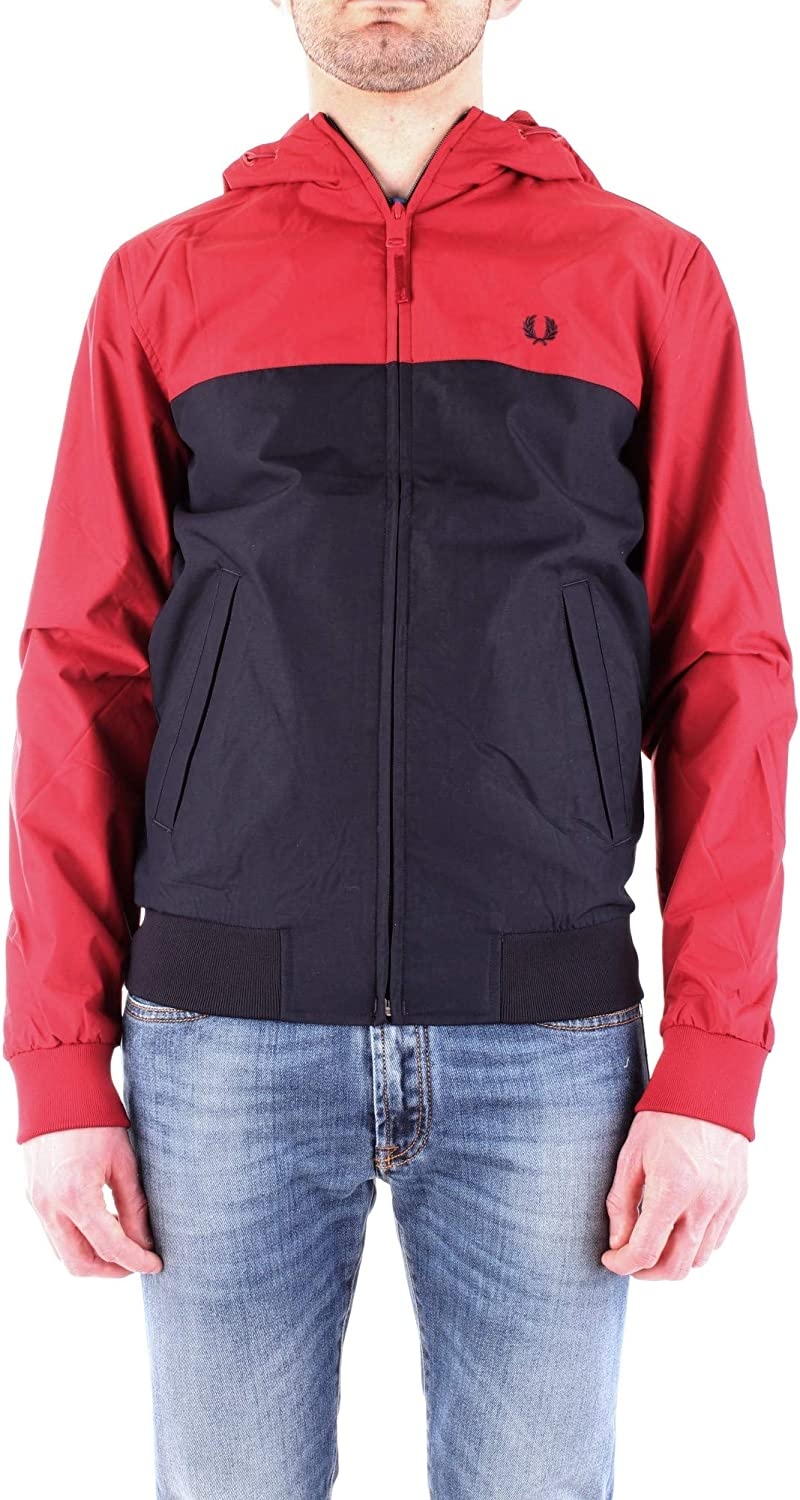 Frot Perry Hooded Pannelled Jacket B07MZSNDR3  Neuankömmling