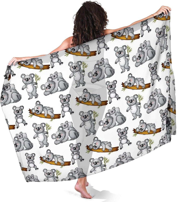 Women Beach Wrap Sarong Cover Up Chiffon Swimsuit Wrap Skirts Bikini Swimwear Scarf Shawls