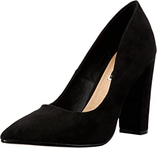 BILLINI Women's Elli Shoes, Black Suede