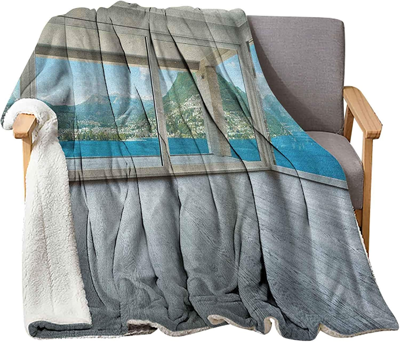 Landscape Baby Blankets 60