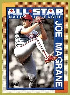 1990 Topps #406 Joe Magrane MLB NETWORK ST. LOUIS CARDINALS