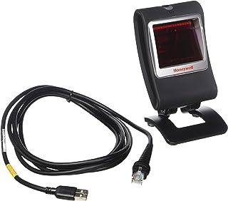 Honeywell Genesis 7580 - Lector de código Barras (70-70°, -75-75°, 1D, 2D, OCR, PDF, USB, Negro, 0-40 °C)