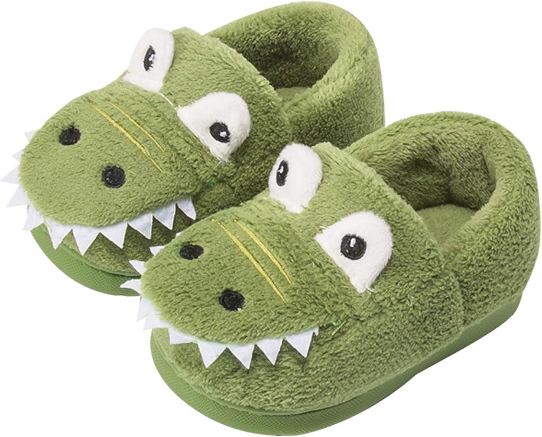 High order Regilt Toddler Cute Dinosaur Wa Household Kids Slippers Super intense SALE
