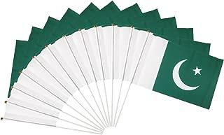 Best pakistan flag measurements Reviews