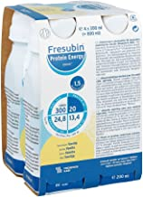 Fresenius Kabi FRESUBIN Energy Drink Vanilla Protein Drinks Flask 4A X 200A ml Pack of 1A x 1A Kg Estimated Price : £ 15,96