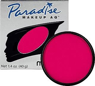 Mehron Makeup Paradise AQ Face & Body Paint (1.4 ounce) (Dark Pink)