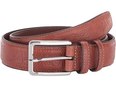 Torino Leather Co. 35 mm Shrunken Bull Shoulders (Tan) Men