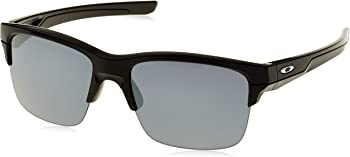 Oakley Thinlink Black Iridium 63mm Men's Sunglasses