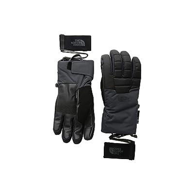 The North Face Montana Gore-Tex(r) SG Gloves (Asphalt Grey/TNF Black) Gore-Tex Gloves