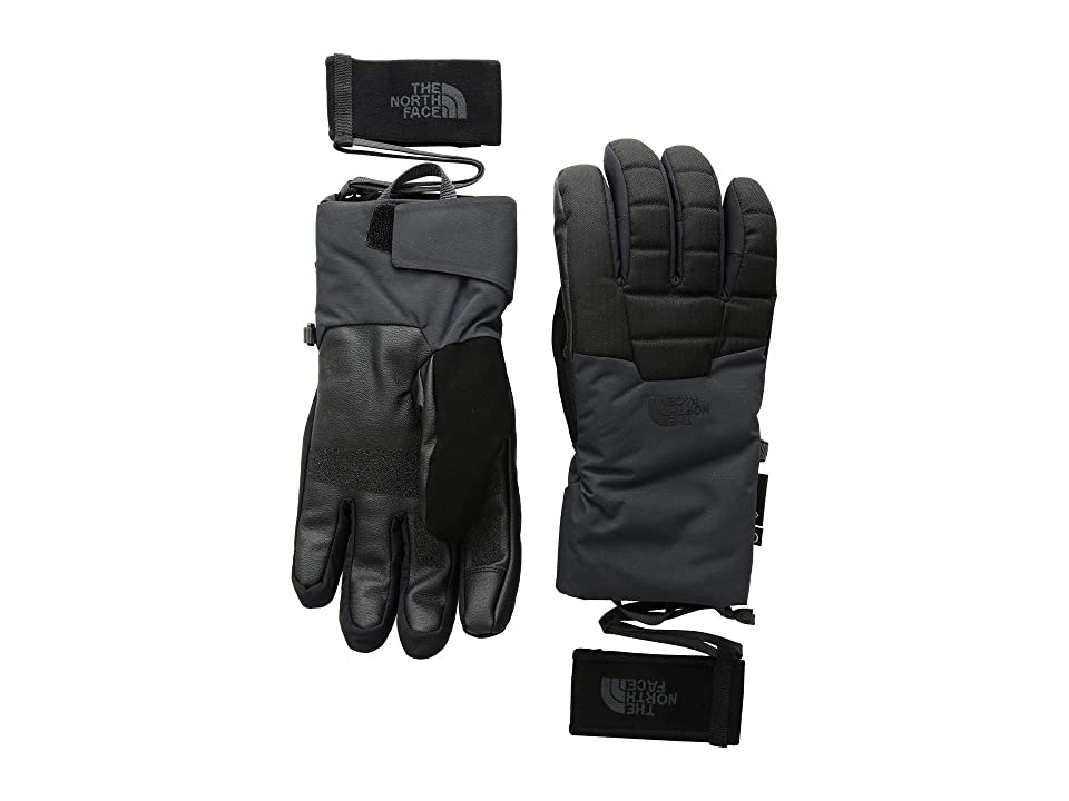 The North Face Montana Gore-Tex(r) SG Gloves (Asphalt Grey/TNF Black) Gore-Tex Gloves