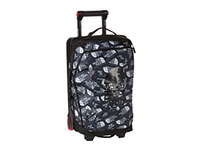 The North Face Rolling Thunder 22 (TNF Black Label Toss Print/TNF Black) Luggage