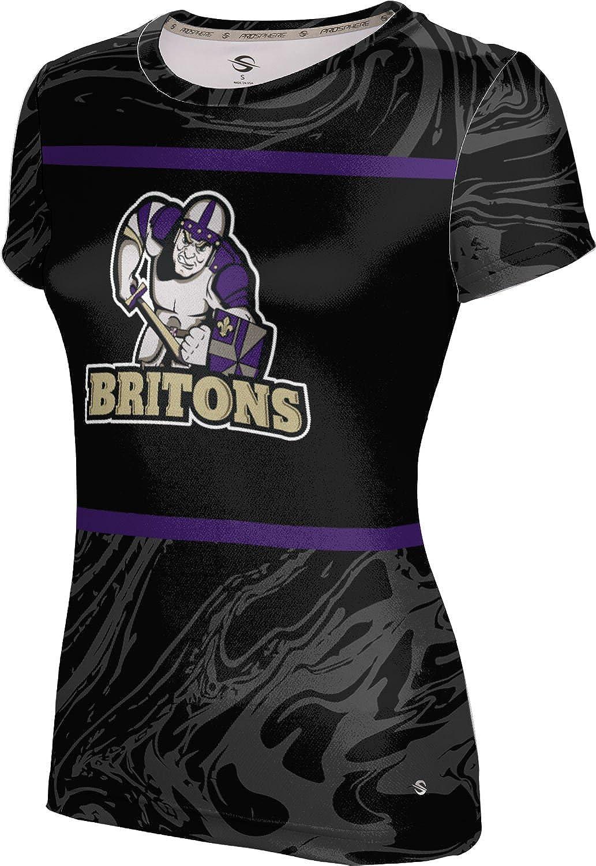ProSphere Albion College Girls' Performance T-Shirt (Ripple)