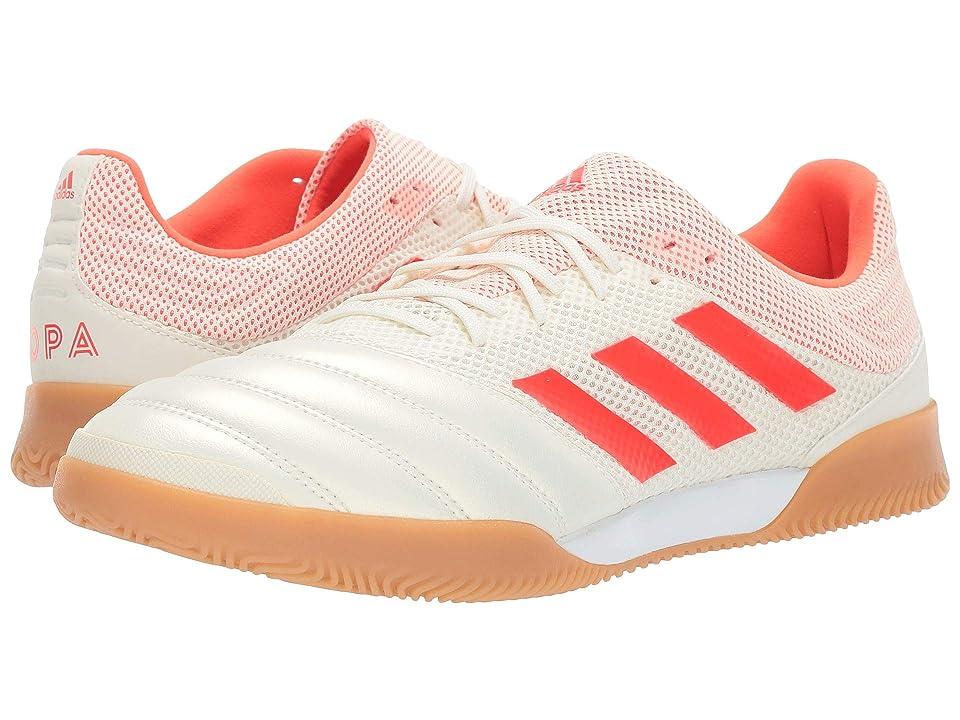 adidas Copa 19.3 IN Sala (Off-White/Solar Red/Gum M1) Men