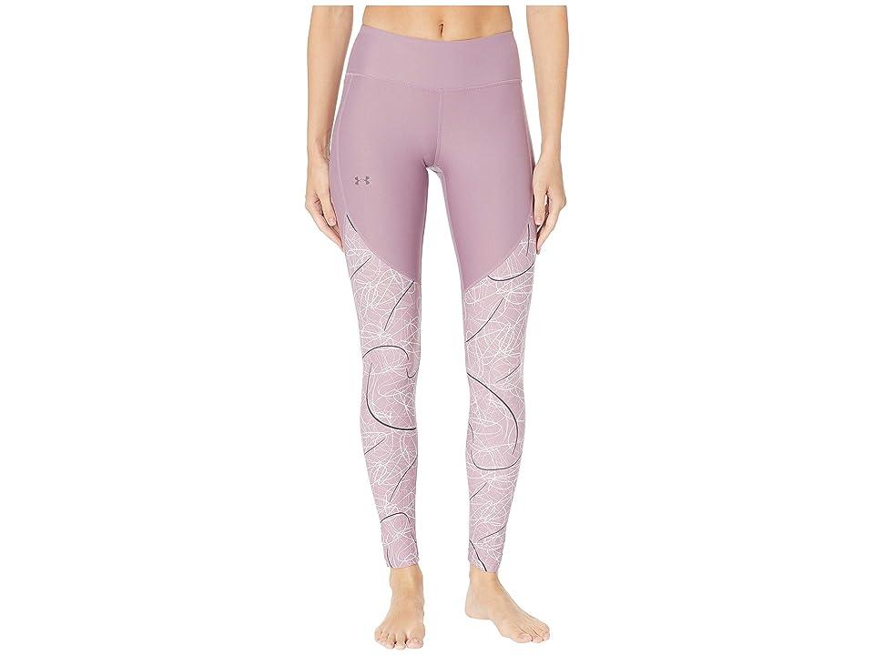 Under Armour UA Vanish Printed Leggings (Purple Prime/Jet Gray/Tonal) Women