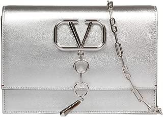 Luxury Fashion | Valentino Womens SW2B0E61JEQS13 Grey Shoulder Bag | Fall Winter 19