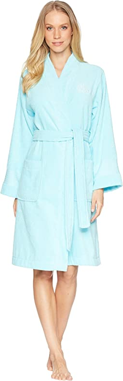 Greenwich Woven Terry Robe