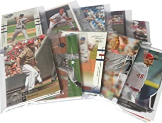 MLB Baseball Cards Party Favors With Modern Era Cards in each Set - 5 Sets of 5 Cards