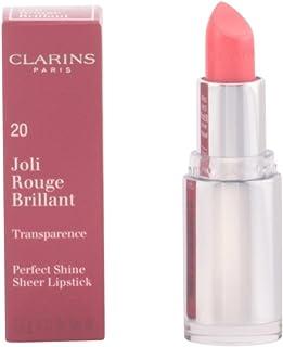 Clarins Joli Rouge Brilliant Perfect Shine Sheer Lipstick 20 Coral Tulip