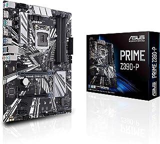 اسوس برايم Z390-P LGA1151 (انتل الجيل الثامن والتاسع) DDR4 DP HDMI M.2 Z390 ATX لوحه الأم مع يو اس بي 3.1 Gen2