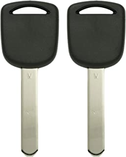 Best honda key transponder chip Reviews