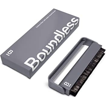 Boundless Audio Record Cleaner Brush - Vinyl Cleaning Carbon Fiber Anti-Static Record Brush