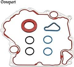 Donepart Timing Cover Gasket for 07-09 Chrysler Aspen 4.7L 00-09 Dodge Dakota Durango Nitro Ram 1500 02-09 Jeep Grand Cherokee Commander Liberty 3.7L 4.7L