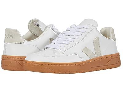 VEJA V-12 (Extra White/Natural/Gum) Athletic Shoes