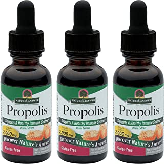 Nature's Answer Propolis, 1 Ounce each (Value Pack of 3)