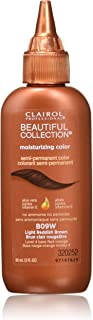 Clairol Professional Beautiful Collection Semi-permanent Hair Color, Light Reddish Brown